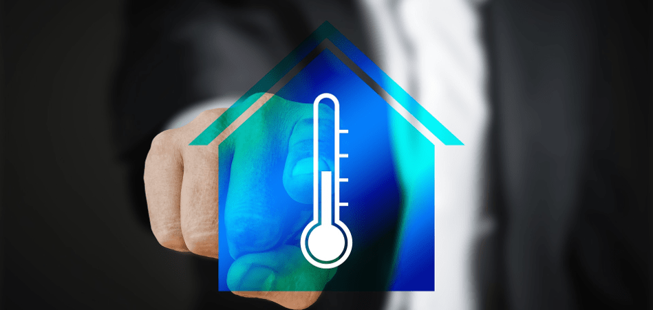 regulating house temperature