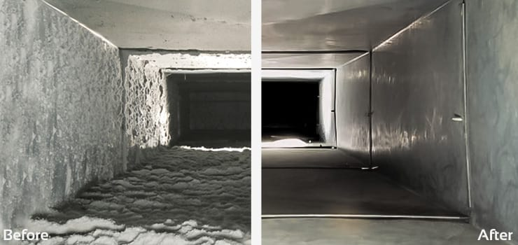 Air Duct Cleaning Chicago Vent Cleaning Services